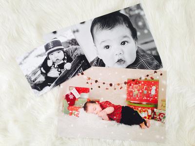 Matboard, Holiday Photos