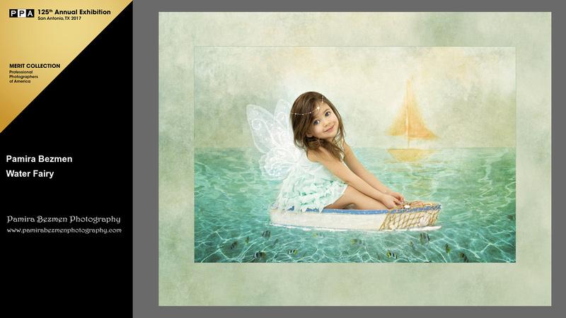 Pamira Bezmen Photography, Water Fairy