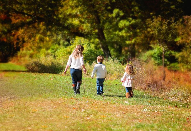 Pamira Bezmen Photography, Fall Family Portraits, NJ family photographer