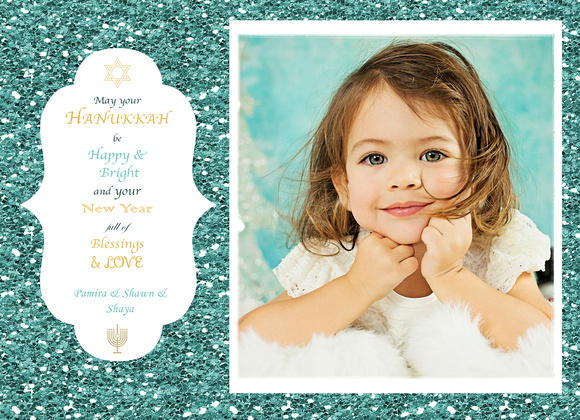 Hanukkah Greetings from Pamira Bezmen Photography, award winning family and child photographer, New Jersey
