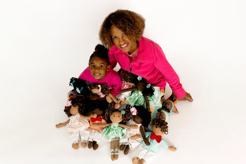 Curl Power Kids, photographed by Pamira Bezmen Photography