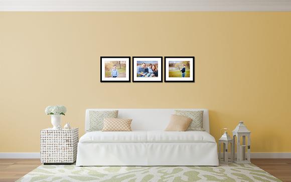 Weinstein LoveYourWalls, 3 11x14 frames